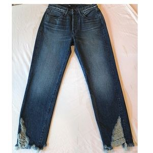 3x1 Higher Ground Cropped Jeans